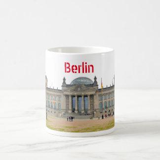 Reichstag building in Berlin, Germany Coffee Mug