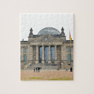 Reichstag building in Berlin, Germany Puzzle