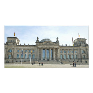 Reichstag Building in Berlin Photo Cards