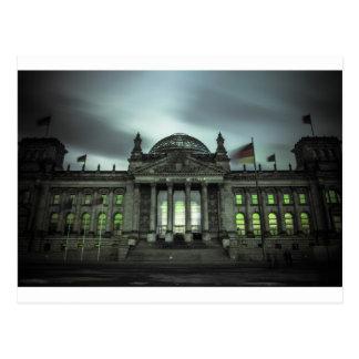 Reichstag Postcard