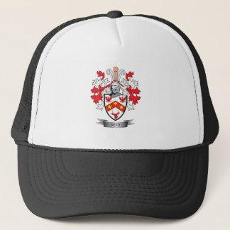 Reid Family Crest Coat of Arms Trucker Hat