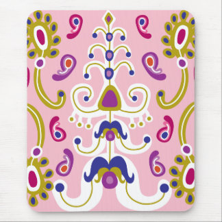 Reign of Pink Mouse Pad