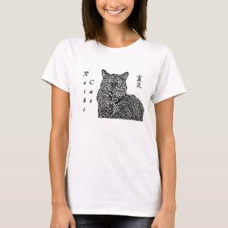 Reiki Cat T-Shirt