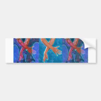 Reiki Cosmic Healing Energy Bumper Sticker
