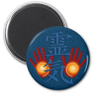 Reiki Hands Magnet