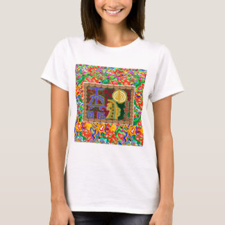 Reiki Healing Symbols Decorative Art T-Shirt