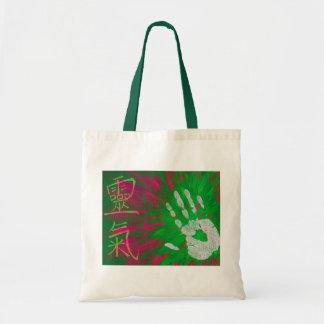 Reiki - Healings Hand Tote Bag