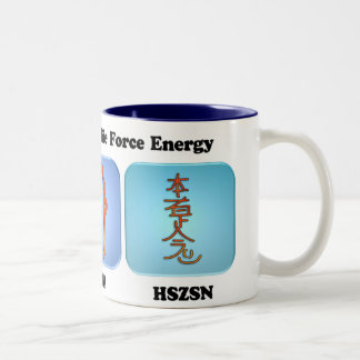 Reiki II Symbols Mugs