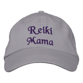 Reiki Mama Embroidered Hat