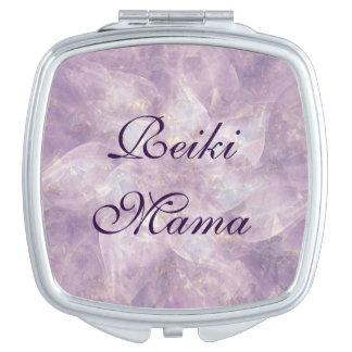 Reiki Mama Makeup Mirror