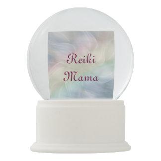 Reiki Mama Snow Globes