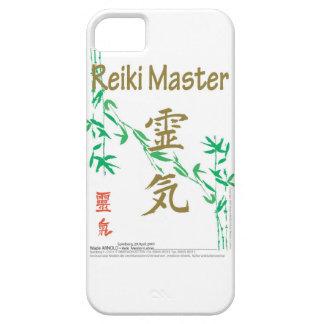 Reiki Master iPhone 5 Cases