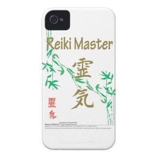 Reiki Master iPhone 4 Case-Mate Case