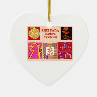 REIKI Master Healing ART Symbols - by NAVINJoshi Ornaments