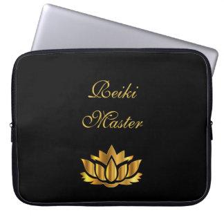 Reiki Master Laptop Sleeve