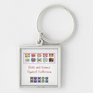 Reiki Master Tools - Symbols n Giveaways Keychain