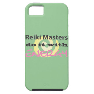 Reiki Masters Do It with Energy Case For The iPhone 5