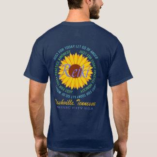 Reiki Nashville Men's T-Shirt