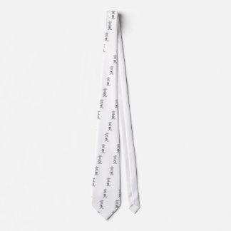 Reiki (old Japanese sign) Tie