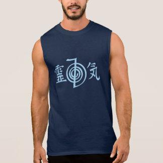 Reiki Power Symbols Men's Sleeveless T-Shirt