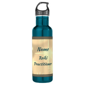 Reiki Practitioner  personalised 710 Ml Water Bottle