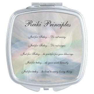 Reiki Principles Mirrors For Makeup