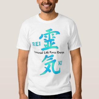Reiki Symbol Tee Shirts