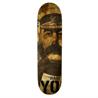 Reimagined Lord Kitchener Wants You Poster Skateboard Decks