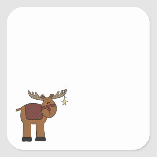Reindeer - Choose a Color! Stickers