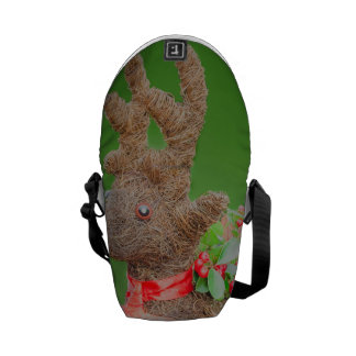 Reindeer Christmas decoration Commuter Bag