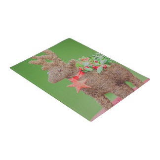 Reindeer Christmas decoration Doormat