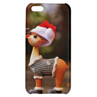 Reindeer decorations - christmas reindeer iPhone 5C case