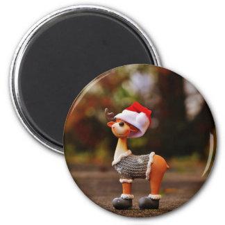 Reindeer decorations - christmas reindeer magnet