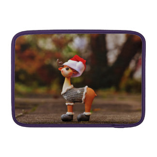Reindeer decorations - christmas reindeer sleeve for MacBook air