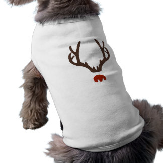 Reindeer Dog Christmas Sweater Shirt