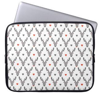 Reindeer! Neoprene Laptop Sleeve