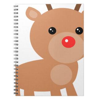 Reindeer Notebooks