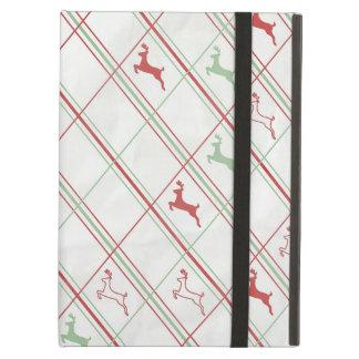 Reindeer Pattern Case For iPad Air