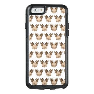 Reindeer Pattern iPhone 6/6s Otterbox Case