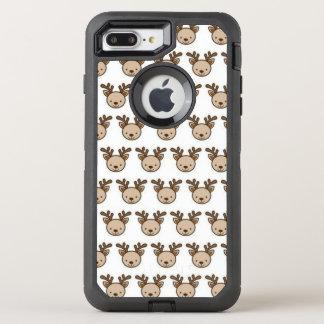 Reindeer Pattern iPhone 8/7 Plus Otterbox Case
