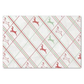 Reindeer Pattern Tissue Paper