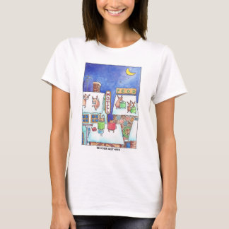 Reindeer Rest Area T-Shirt