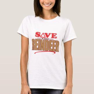 Reindeer Save T-Shirt