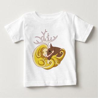 reindeergirl_self baby T-Shirt