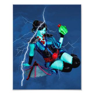 Reinessa Storm Cosplay Photo Print