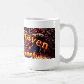 Reject Haven logo mug
