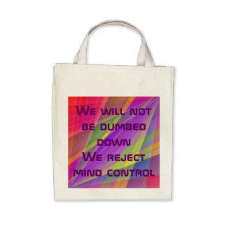 reject mind control bag