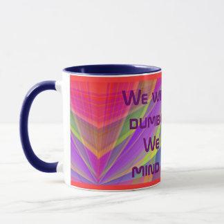 reject mind control mug