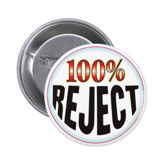 Reject Tag Pin