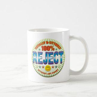 Reject Totally Mug